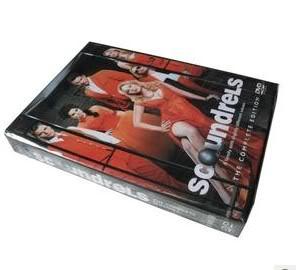 Scoundrels Seasons1 (4DVD Sealed Boxset)