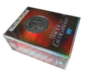 Star Trek: The Next Generation seasons1-7 (48DVD Sealed Boxset)