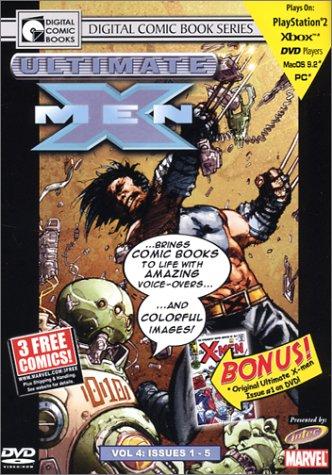 Ultimate X-Men - Vol 4 (DVD Graphic Novel)