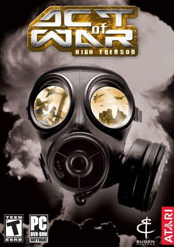 Act of War: High Treason Windows XP