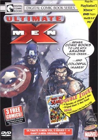 Ultimate X-Men - Vol 5 (DVD Graphic Novel)
