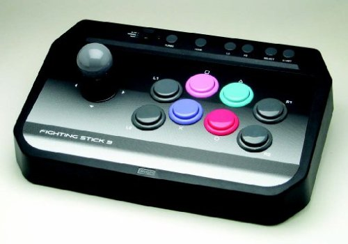 PS3 Fighting Stick 3 PS3