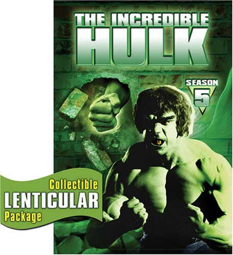 The Incredible Hulk - The Complete Fifth Season