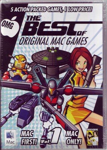 Best of the Original Mac Games Volume 1 Mac OS X