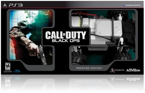 Call of Duty: Black Ops Prestige Edition PS3