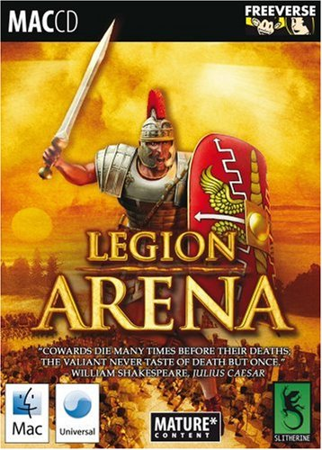 Legion Arena (Mac) Mac OS X