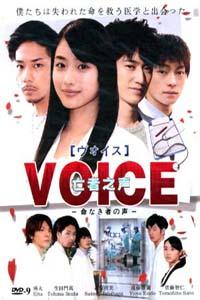 VOICE Japanese Drama DVD Set