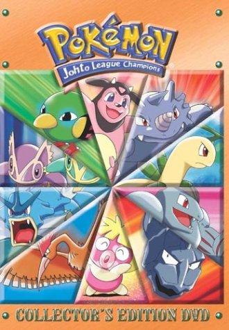 Pokemon: Johto League Champions, Vol. 7 - Journey's