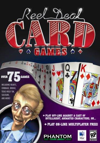Reel Deal Card Games Mac