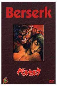 Berserk TV Series DVD Set