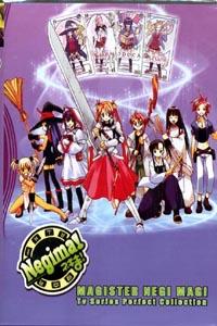 Magister Negi Magi TV Series DVD Set