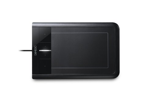 Wacom Bamboo Touch Tablet Windows XP