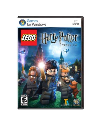 LEGO Harry Potter: Years 1-4 Windows XP