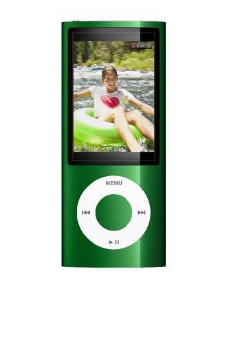 Apple iPod nano 8 GB Green (5th Generation) OLD MODEL
