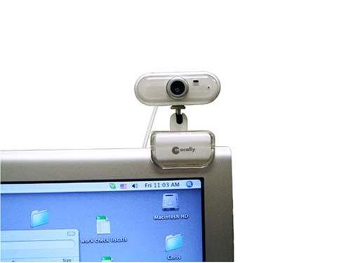 Macally ICECAM2 USB 2.0 Video Web Camera with Windows