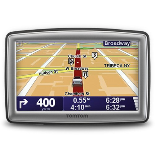 TomTom XXL 530-S 5-Inch Widescreen Portable GPS