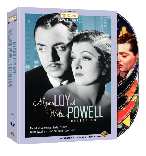 Myrna Loy and William Powell Collection (Manhattan