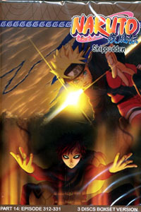 Naruto Part 14 (ND) TV Series DVD Set