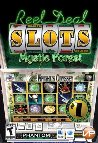 Reel Deal Slots Mystic Forest Mac