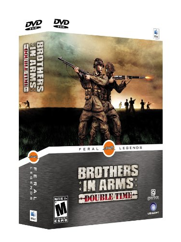 Brothers in Arms: Double Time Mac OS X