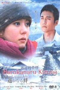 HARUKANARU KIZUNA Japanese Drama DVD Set