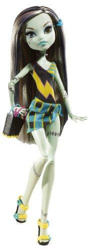 Monster High Gloom Beach Frankie Stein Doll