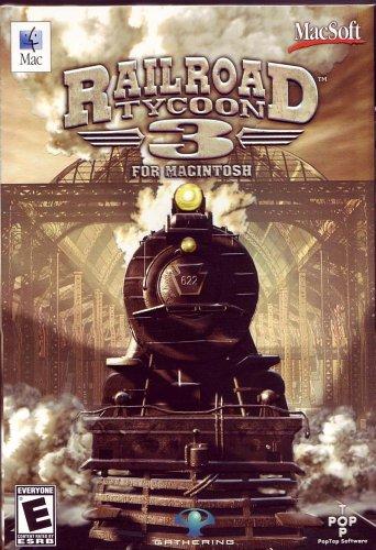 Railroad Tycoon 3 (Mac) Mac