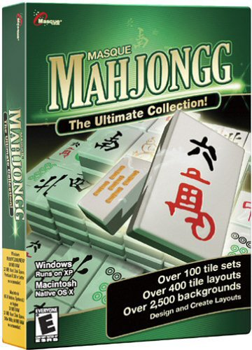 Masque Mahjongg The Ultimate Collection (Win/Mac)