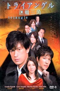 TRIANGLE Japanese Drama DVD Set
