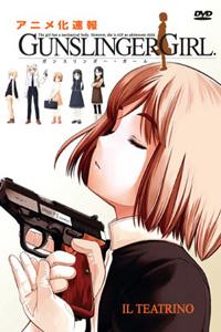Gunslinger Girl IL Teatrino Movie DVD Set