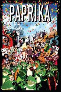 Paprika (ND) Movie DVD Set