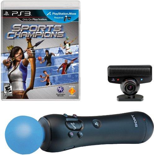 PlayStation Move Starter Bundle PS3