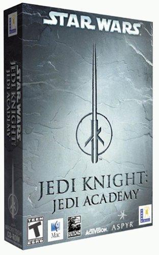 Star Wars Jedi Knight: Jedi Academy Mac