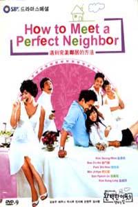 HOW TO MEET A PERFECT NEIGHBOR Korean Drama DVD Set
