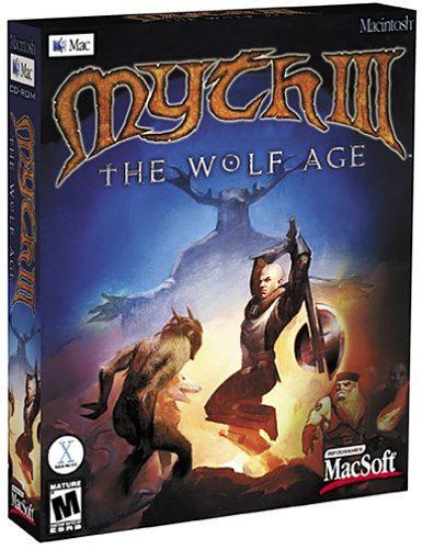 Myth III: The Wolf Age Mac OS X