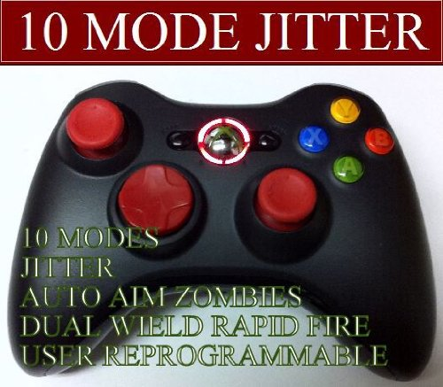Xbox 360 Modded Controller 10 Mode Rapid Fire Xbox 360