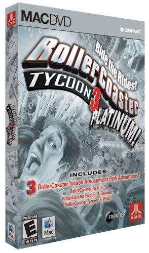 RollerCoaster Tycoon 3 Platinum Mac OS X