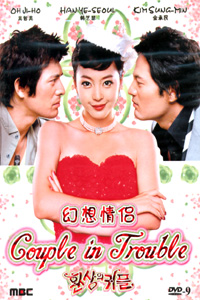 COUPLE IN TROUBLE Korean Drama DVD Set