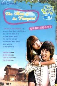 THE MAN OF THE VINEYARD Korean Drama DVD Set