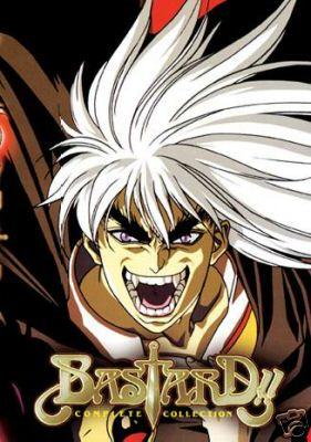 Bastard!! Complete TV Series 1 DVD vol. 1-6 English