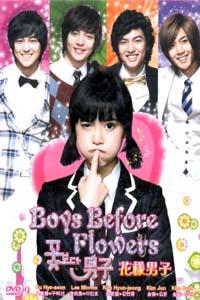 BOYS BEFORE FLOWERS Korean Drama TV series DVD Set Eng