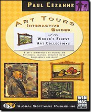 Paul Cezanne: Art Tours Interactive Guides Windows XP