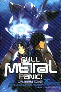Full Metal Panic TSR TV Series DVD Set
