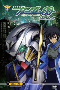 Gundom 00 Season II vol 1-25 (ND) TV Series DVD Set