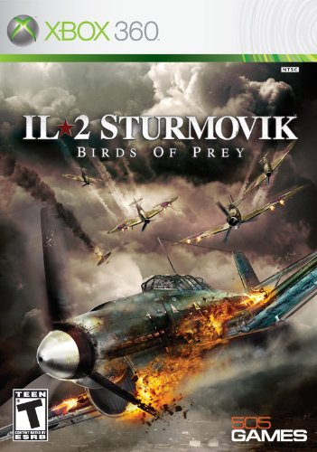 IL-2 Sturmovik: Birds of Prey Xbox 360