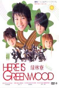 HERE IS GREENWOOD Japanese Drama DVD Set