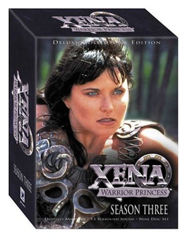 Xena Warrior Princess - Season Three
