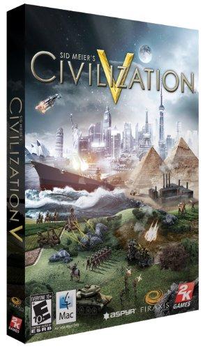 Sid Meier's Civilization V Mac OS X