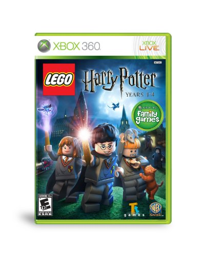 LEGO Harry Potter: Years 1-4 Xbox 360