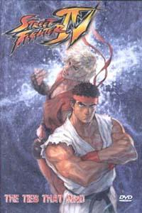 Street Fighter Movie DVD Set